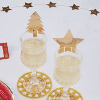 Dazzling Christmas Glass Decorations (10)